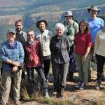 GoLife team and collaborators, Buffelskloof, SA